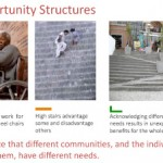 Opportunity Structures disrupt structural inequity to create access to opportunity